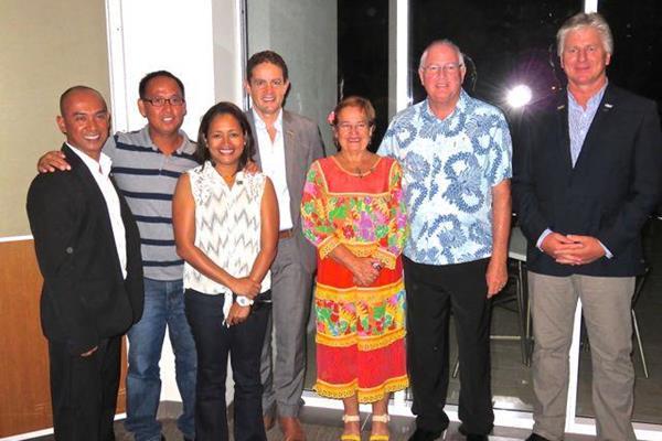 OAA Council elected 6 February 2015 (OAA)