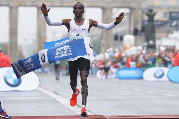 Kipchoge holds off surprise package Adola to regain Berlin ...