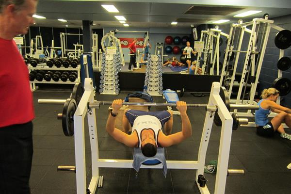 HPTC Gold Coast weights room (HPTC Gold Coast )