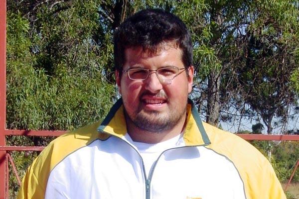 Orazio Cremora (South Africa) (IAAF correspondent)