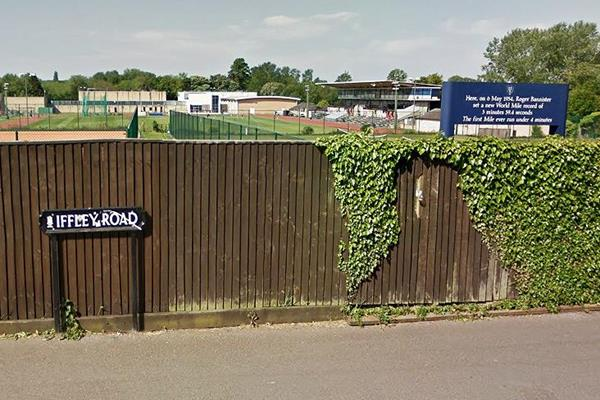 Iffley Road, Oxford (Google)