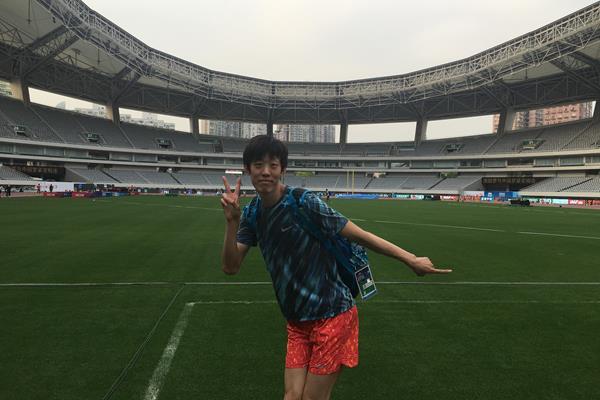 Zhang Guowei in Shanghai (Vincent Wu)
