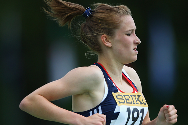British distance runner Louise Small (Getty Images)