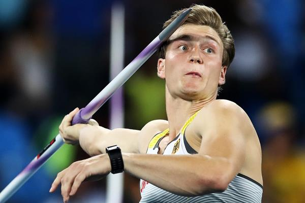 Thomas Rohler at the 2016 Olympic Games (Getty Images)