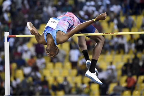 Mutaz Barshim finally wins in Doha (Hasse Sjogren/Jiro Mochizuki)