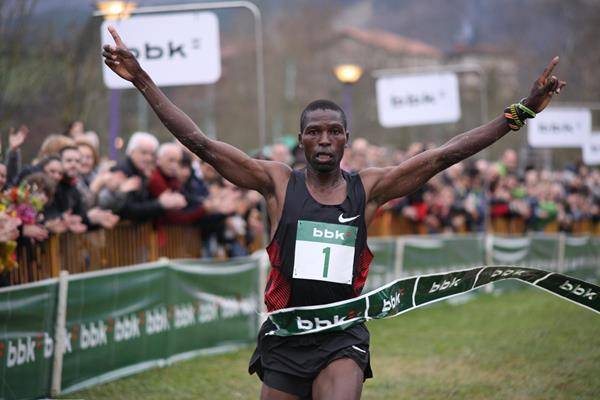 Another win for Kenya's Joseph Ebuya (Miguel Alfambra)
