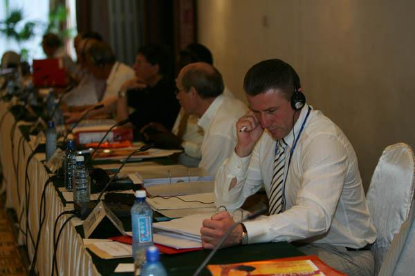 Sergey Bubka (UKR) - IAAF Council meeting, Mombasa, Day 1 (Getty Images)