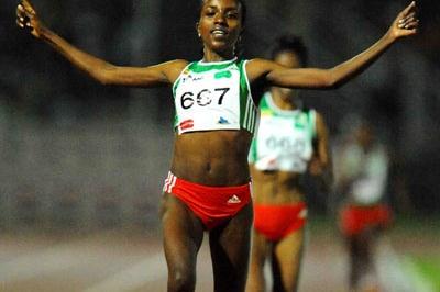 Tirunesh Dibaba triumphs in Addis Ababa (Jiro Mochizuki (Agence shot))