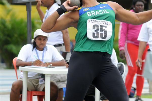 Geisa Arcanjo prevails in Barquisimeto (Eduardo Biscayart)
