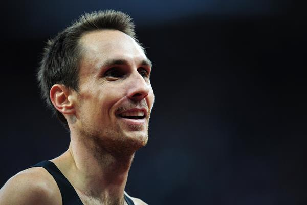 Distance runner Nick Willis of New Zealand (Getty Images)