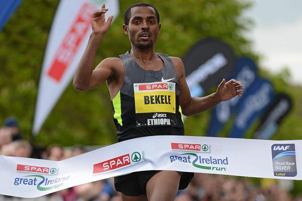 Kenenisa Bekele wins 2012 SPAR Great Ireland Run 10km (organisers)