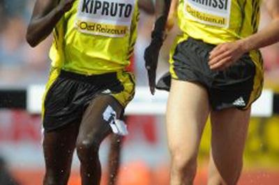 Olympic champion Brimin Kipruto takes a narrow victory in Hengelo (organisers)