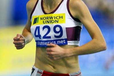 Joanne Pavey sets 3000m UK indoor championships record in Sheffield (Getty Images)