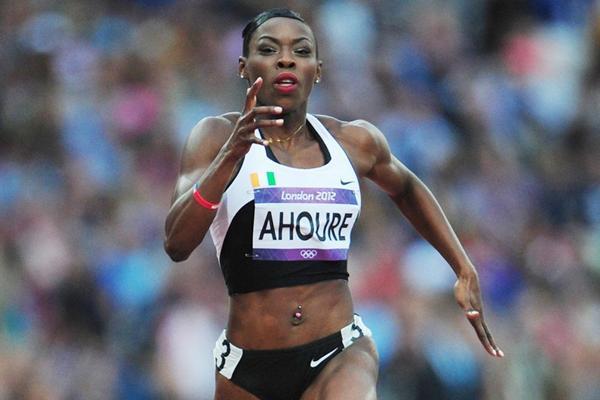 Murielle Ahour 201 Profile Iaaf Org