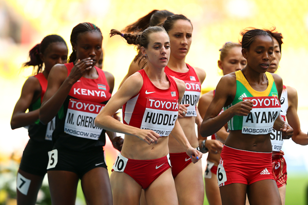 Molly Huddle ()
