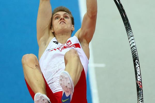 Polish pole vaulter Robert Sobera (Getty Images)