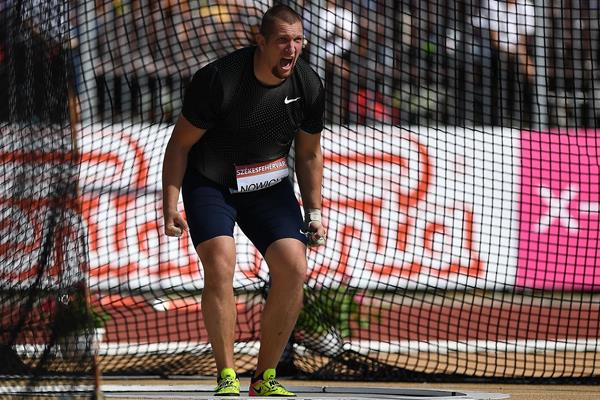 Polish hammer thrower Wojciech Nowicki (AFP / Getty Images)