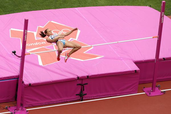 Jessica Ennis 2012 High Jump ()