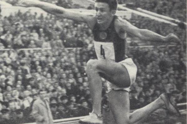 Russian triple jumper Vitold Kreyer (RusAF)