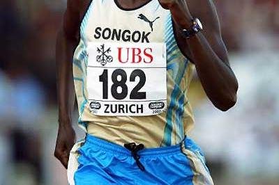 Isaac Songok (KEN) (Getty Images)