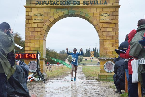 Emily Chebet wins in Seville (Foto ANOC)