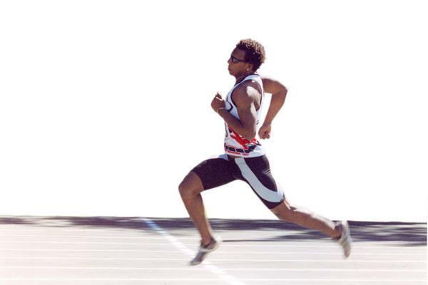 Costa Rican 400m record holder Nery Brenes (Walter Salazar)