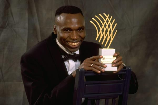 1997 World Athlete of the Year Wilson Kipketer (Getty Images)