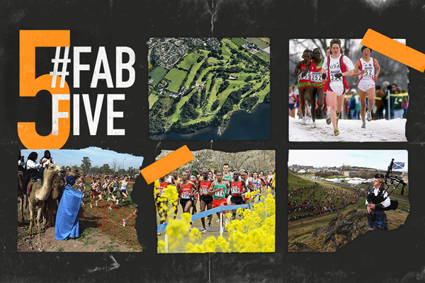 Fab five: World Cross Country courses (Getty Images)