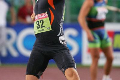 Andreas Thorkildsen of Norway wins Javelin Throw in Rome Golden League (Getty Images)
