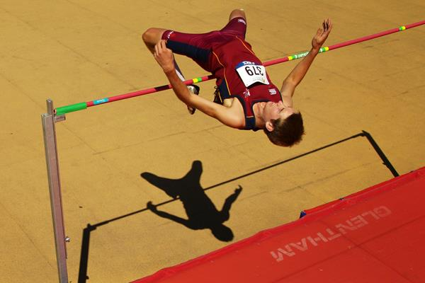 Australian decathlete Cedric Dubler (Getty Images)