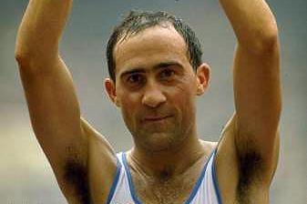 Maurizio Damilano of Italy (© Allsport)