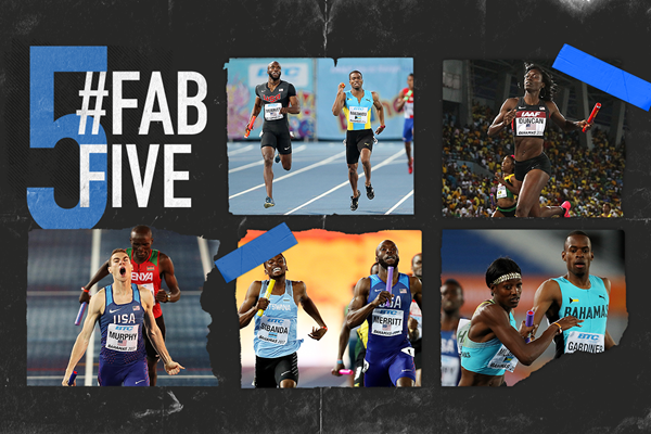 Fab five: World Relays rousing races (Getty Images)