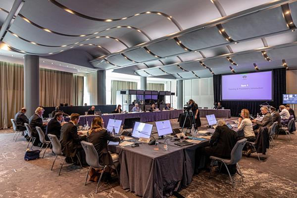 World Athletics Council Meeting, March 2020 (Philippe Fitte)