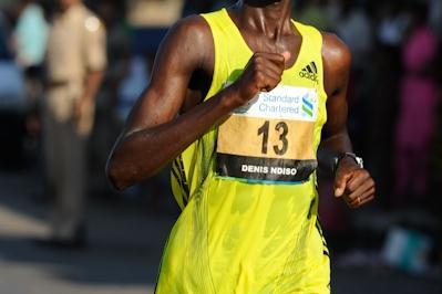 2:12:34 PB victory for Denis Ndiso in Mumbai (Photorun)
