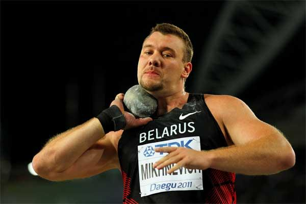 Andrei Miknevich Competitor image (Getty images)