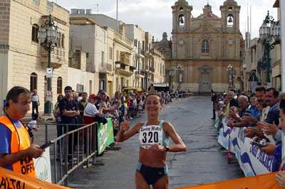Carol Galea of Malta (Wally Galea)