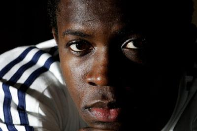 Dayron Robles on the eve of the IAAF World Cup in Athens (Getty Images)