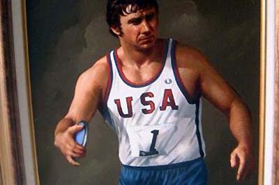 Al Oerter - a portrait of the quadruple Olympic Discus champion (Jonas Hedman)