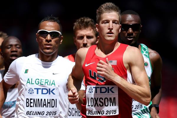 Casimir Loxsom at the IAAF World Championships Beijing 2015 (Getty Images)