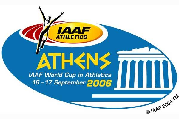 IAAF World Cup in Athletics logo (c)