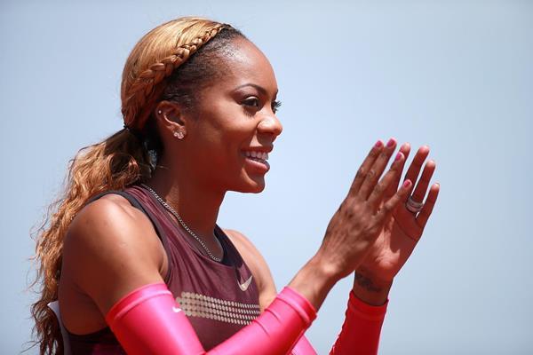 US 400m runner Sanya Richards-Ross (Getty Images)