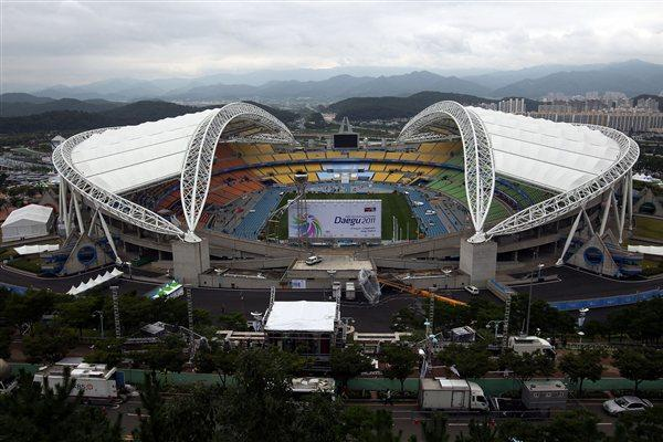 Daegu Stadium (Getty Images)