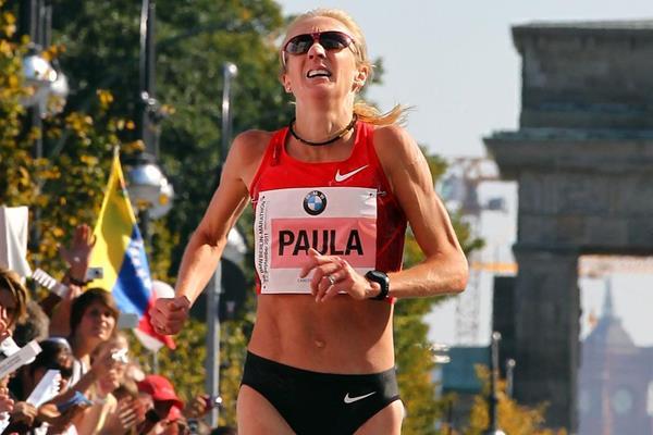 British marathon runner Paula Radcliffe (Getty Images)
