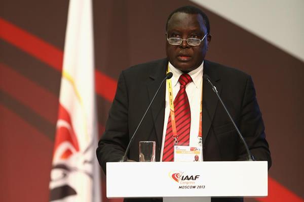 CAA president Hamad Kalkaba Malboum (Getty Images)
