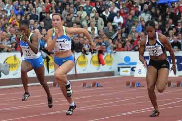 Kim Gevaert victorious in Heusden (Nadia Verhoft)