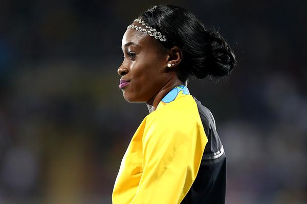 Jamaican sprinter Elaine Thompson (Getty Images)