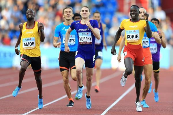 Emmanuel Korir triumphs in the Continental Cup 800m (Getty Images)