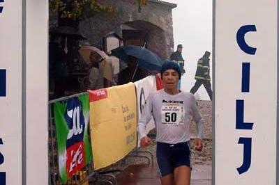 Anna Pichrtova finishes second on Smarna Gora, in Ljubljana, Slovenia - WMRA (c)