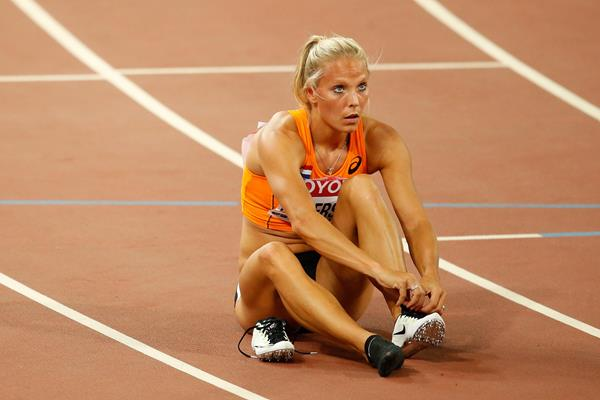 Nadine Broersen at the IAAF World Championships Beijing 2015 (Getty Images)