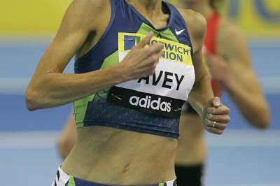 national 2 mile record for Jo Pavey in Birmingham (Getty Images)